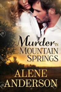Murder in Mountain Springs - Cover Art
