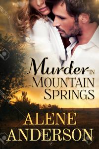 Murder in Mountain Springs - Cover Art